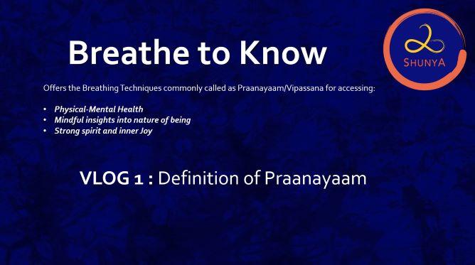 Pranayama Yoga Breathing Exercises
